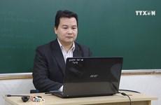 Teachers go digital in fourth industrial revolution