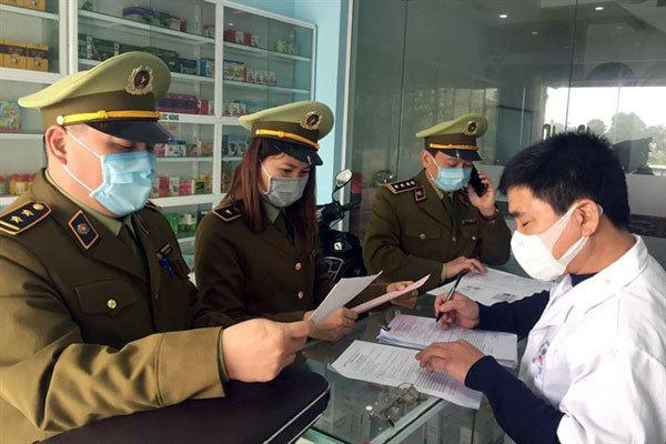 COVID-19,medical equipment manufacturers,fined,violating sales,medical masks,hand sanitiser