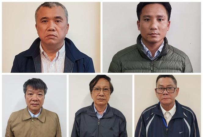 Thêm 5 cựu lãnh đạo liên quan dự án cao tốc 34.000 tỷ bị khởi tố