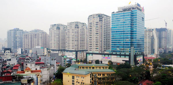 Hanoi to inspect use and management of apartment buildings