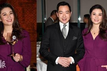 Hết mâu thuẫn, hoa hậu Liêu Bích Nhi tái hợp bạn trai đại gia