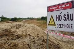 Nam công nhân tử vong tại cống thoát nước đang xây ở Đà Nẵng