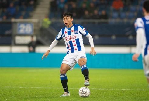 Jong Heerenveen,doan van hau,Dutch Reserve League