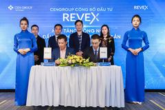 CenGroup 'rót' 1 triệu USD đầu tư vào nền tảng công nghệ Revex