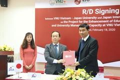 Trường ĐH Việt Nhật triển khai chương trình đào tạo chất lượng cao