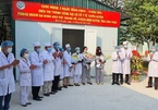2 bệnh nhân nhiễm Covid-19 ở Bình Xuyên, Vĩnh Phúc xuất viện