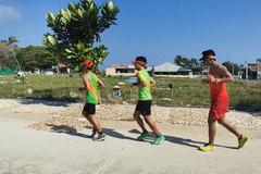 Tien Phong Marathon held on Ly Son Island