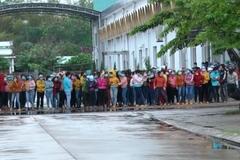 Giám đốc Sở Y tế Quảng Nam giải thích, hàng trăm công nhân đi làm trở lại