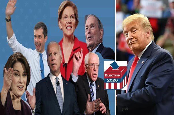 Ai có thể đánh bại ông Trump trong bầu cử tổng thống Mỹ 2020?