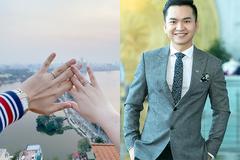 MC Hạnh Phúc bất ngờ cưới vợ