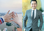 MC Hạnh Phúc lần đầu đăng ảnh cưới sau hơn 1 năm kết hôn