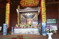 Tranh cãi việc thờ, dựng tượng người đã khuất trong chùa Tam Chúc