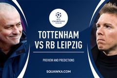 Tottenham vs RB Leipzig: Lật mặt Mourinho