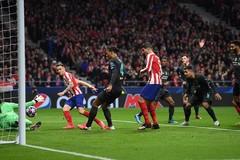 Khuất phục ĐKVĐ Liverpool, Atletico giành lợi thế