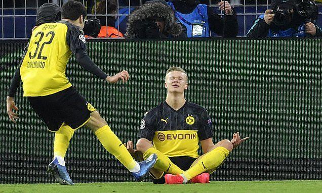Dortmund vs PSG,Cup C1