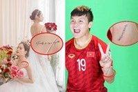 Quang Hải và bạn gái tin đồn bị soi có 'hình xăm đôi' mang ý nghĩa bất ngờ