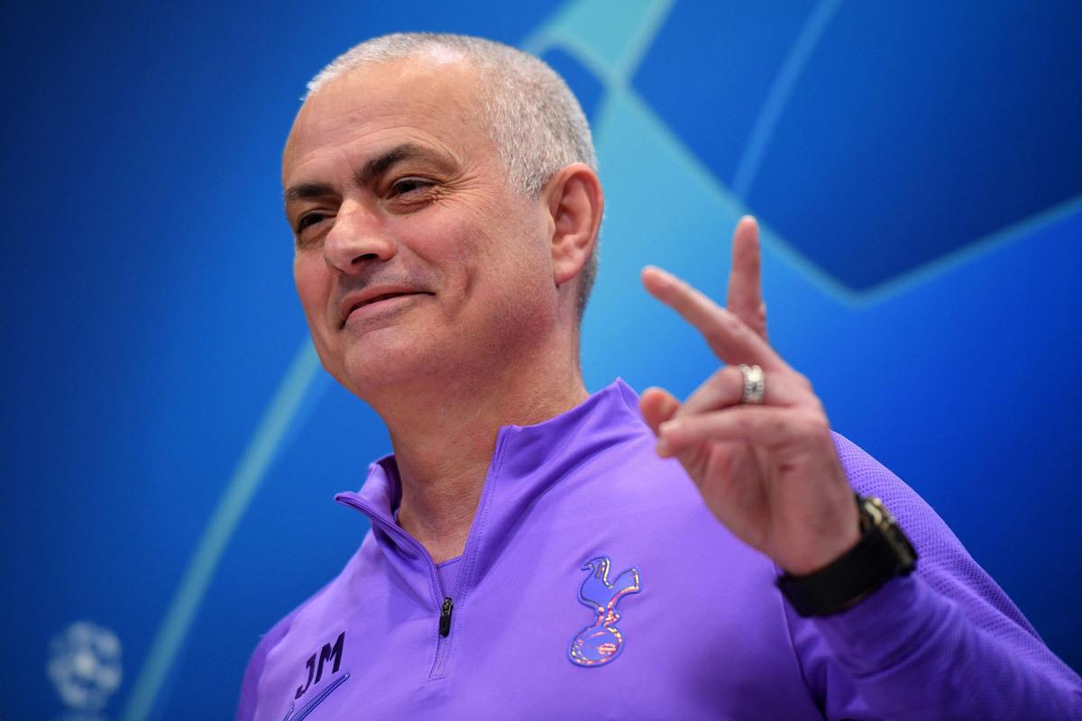Mourinho lên gân: 'Leipzig không có cửa đấu Tottenham'