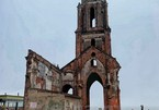 Ruined church in Nam Dinh province attracts photographers