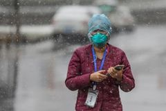 Coronavirus: How a misleading map went global