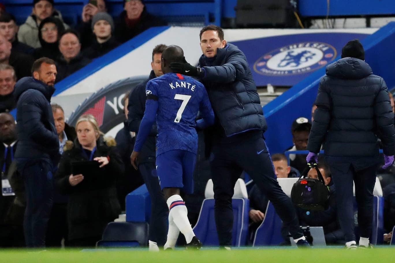 Lampard méo mặt vì bão chấn thương ở Chelsea