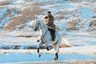Triều Tiên chi bao nhiêu tiền cho đàn ngựa siêu đẹp của Kim Jong Un?