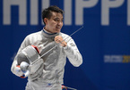 Vietnamese fencer hunts Olympic points at World Cup in Poland