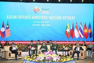Tuyên bố chung Bộ trưởng Quốc phòng ASEAN về ứng phó dịch bệnh Covid-19