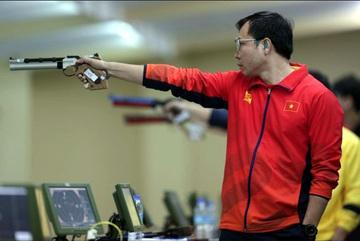 Vietnamese marksmen set sights on Tokyo