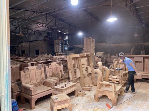 Chọn nội thất gỗ 'hợp mệnh'