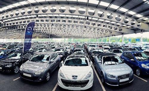 Thị trường ô tô châu Âu điêu đứng vì virus corona