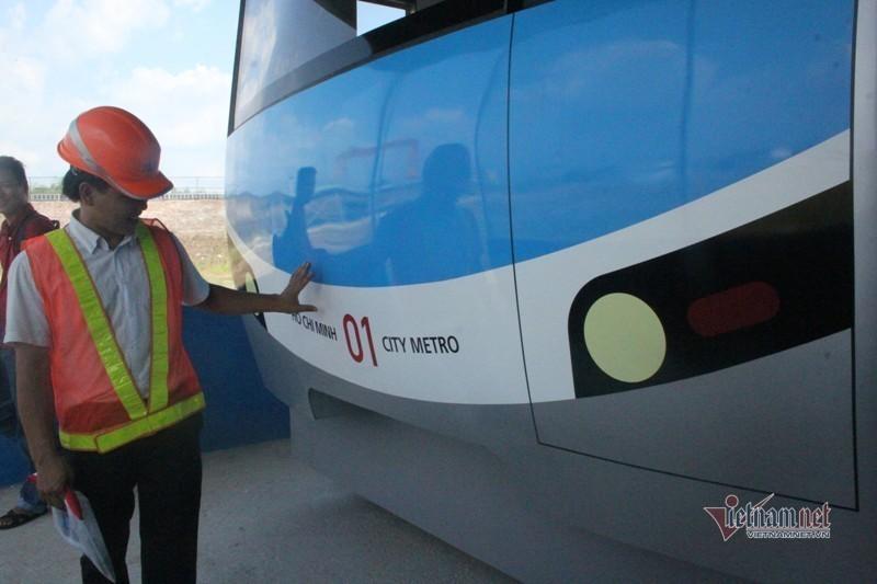 Metro số 1 Bến Thành - Suối Tiên sắp chạy thử nghiệm