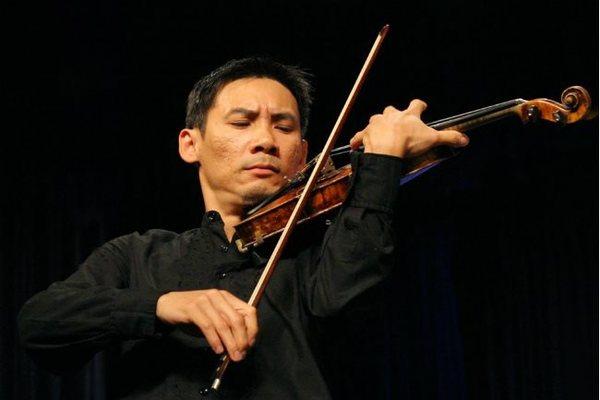 Violinist Nguyen Huu Nguyen to lead Opera House concert