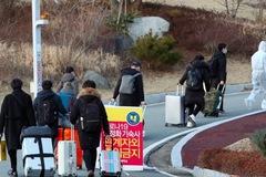 Ca nhiễm Covid-19 ở Hàn Quốc tăng mạnh