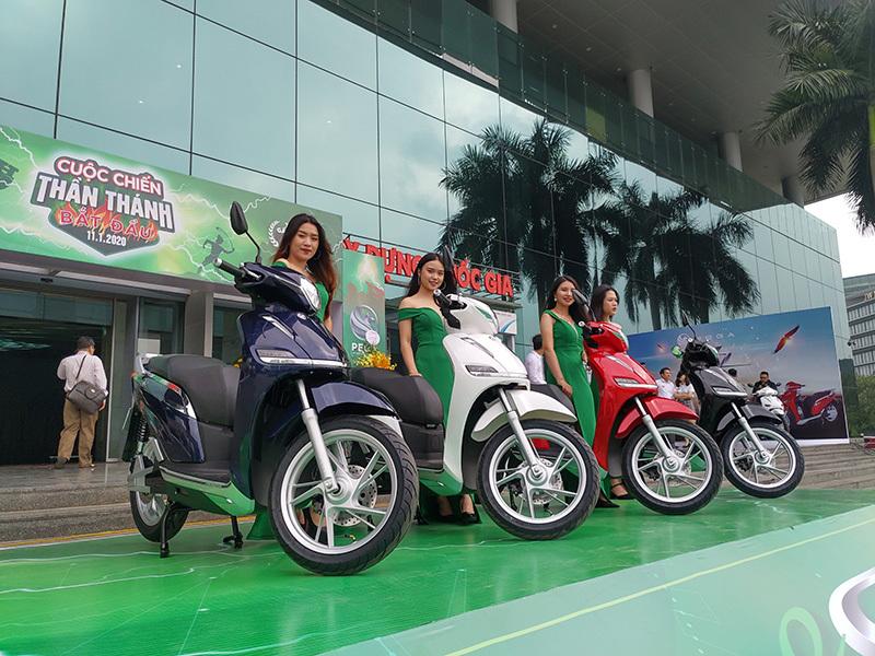 Honda Việt Nam tố Pega vi phạm luật khi quảng cáo xe điện eSH