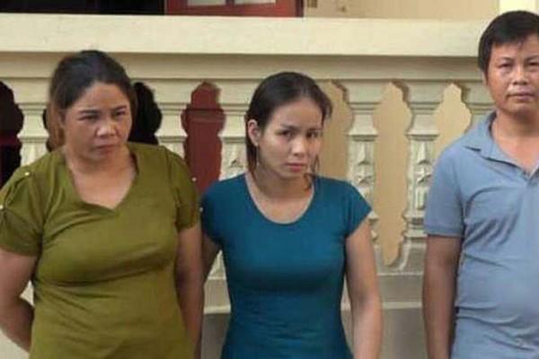 Bà 'trùm' Thanh Hóa cầm đầu đường dây trộm 100 tấn chó lãnh 30 tháng tù