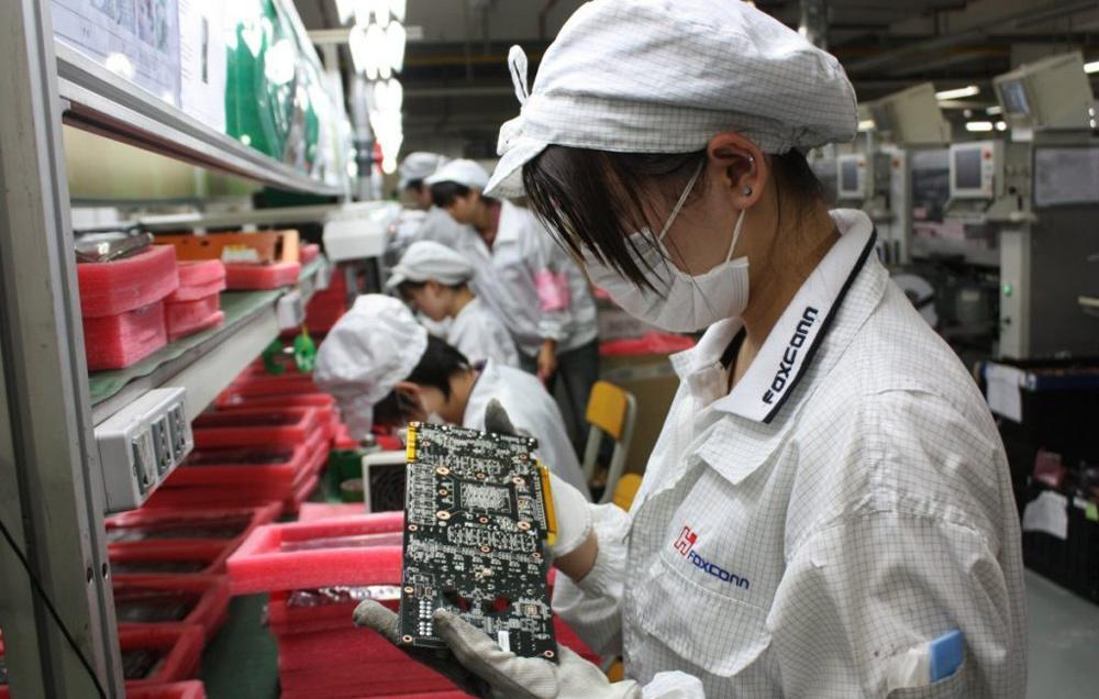 Foxconn ưu đãi đặc biệt cho nhân viên quay lại làm việc