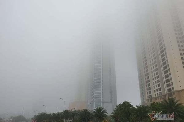 Dự báo thời tiết 20/2, Hà Nội mưa phùn kèm sương mù