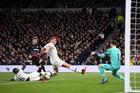 Tottenham 0-1 RB Leipzig: Werner ghi bàn trên chấm 11m (H2)