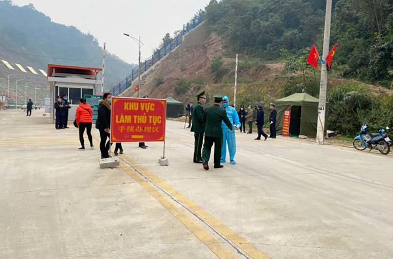 Mở cửa khẩu Tân Thanh, nông sản thông đường sang Trung Quốc