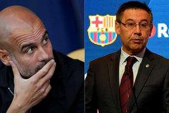 Pep Guardiola cảnh báo Chủ tịch Barca: Lo thân ông đi!