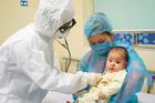 Bệnh nhi COVID-19 duy nhất tại Việt Nam được xuất viện