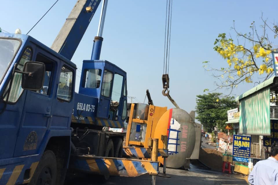 tai nạn giao thông,tai nạn,Tiền Giang