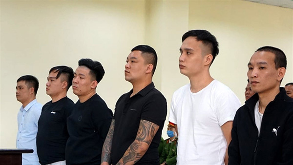 99 years in prison granted to black credit gang in Thanh Hoa