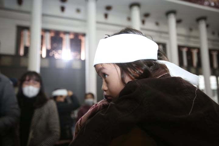 Con gái NSƯT Vũ Mạnh Dũng: 'Bố em ra đi đau lòng quá!'