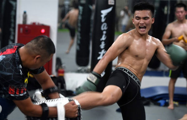 Mixed Martial Arts legalised in Vietnam