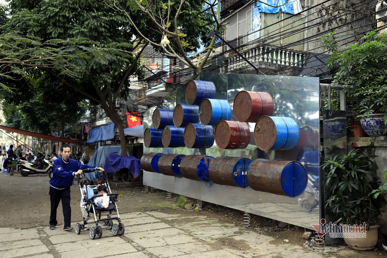 Bãi rác Thủ đô không ai muốn đến, bỗng truyền tai thành nơi 'sống ảo'