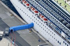 Hai khách trên tàu Diamond Princess chết vì Covid-19, các nước hối hả sơ tán công dân