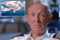 Cựu phi công khẳng định biết chính xác địa điểm máy bay MH370