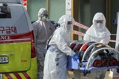 Hàn Quốc có bệnh nhân đầu tiên chết vì Covid-19