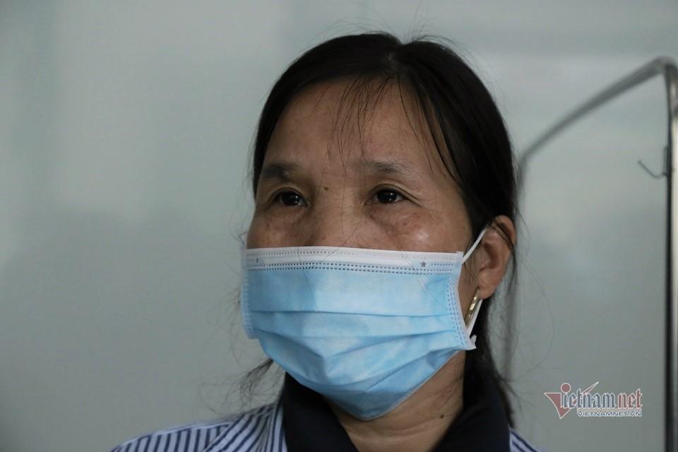 Bệnh nhân Phạm Thị T.